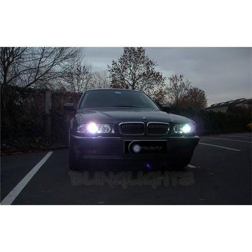 1994-2001 BMW 7 Series E38 Light Bulbs Low Beams Halogen Head Lights Lows Head