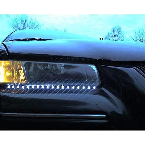 1995 1996 1997 1998 1999 2000 Chrysler Cirrus LED DRL Head Lights Strips Lights