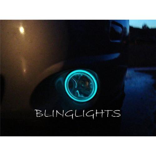 2001 2002 2003 2004 Ford Focus SVT Halo Fog Lights Angel eye Fog Lights Driving