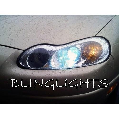 Chrysler LHS Bright White Replacement Light Bulbs for Head Lights
