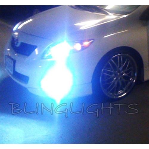 2009 2010 2011 Toyota Corolla HID Conversion Kit for OEM Fog Lights Driving Lig