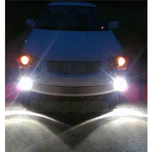 2004 2005 2006 Nissan Sentra Xenon Fog Lights Driving Lights Fog Lights driving