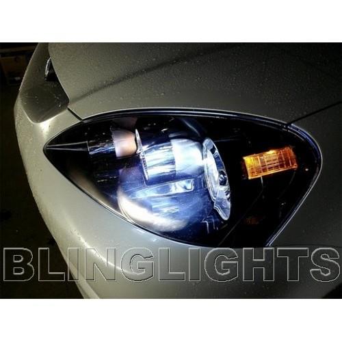2005 2006 Acura RSX White 4750K JDM Bulbs Head Lights