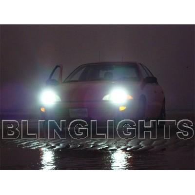 1995 1996 1997 1998 1999 Chevy Cavalier 4750K Halogen Head Lights Bulbs Head Li