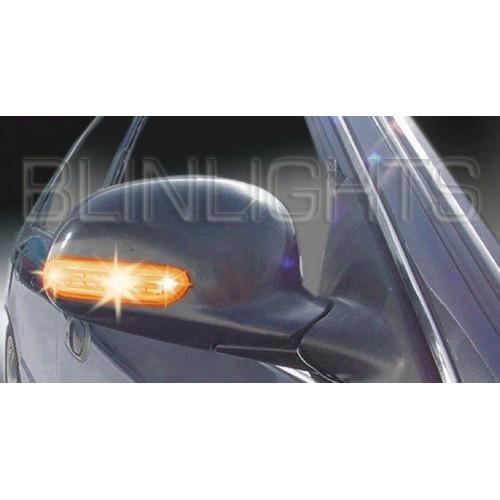 1995 1996 1997 1998 Eagle Talon DSM LED Side Mirrors Turnsignal Turn Signals Li