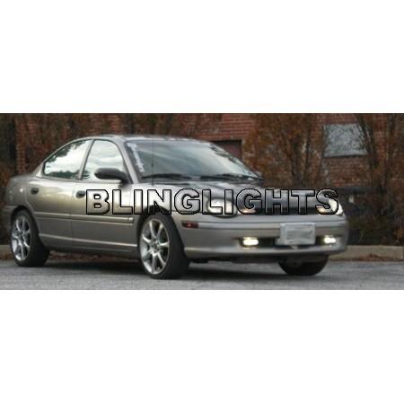 1995 1996 1997 1998 1999 Dodge Neon Base Highline Xenon Fog Lights Driving Ligh