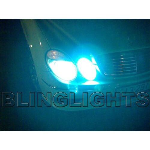 1998 1999 Mercedes-Benz E430 HID Conversion Kit Head Lights Lamps E 430 w210