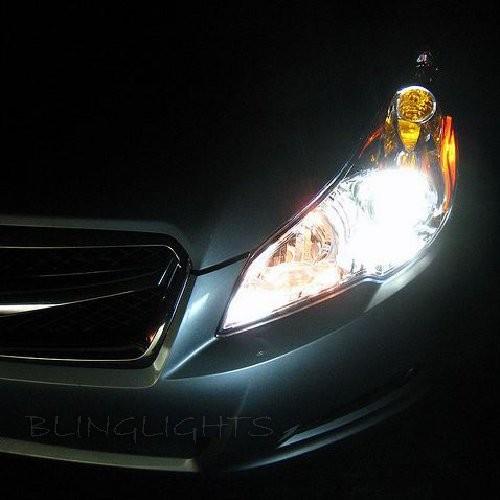 Subaru Liberty Bright White Upgrade Light Bulbs for Head Lights