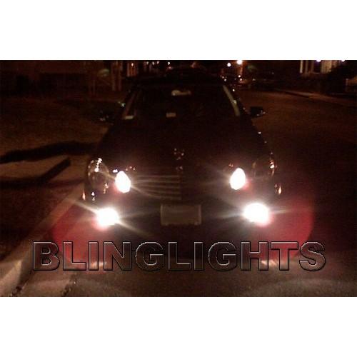 2007 2008 2009 Mercedes-Benz E550 Xenon Fog Lights Driving Lamps Fog Lights Kit