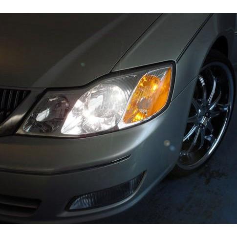 2000 2001 2002 2003 2004 Toyota Pronard Bright White Upgrade Light Bulbs for He