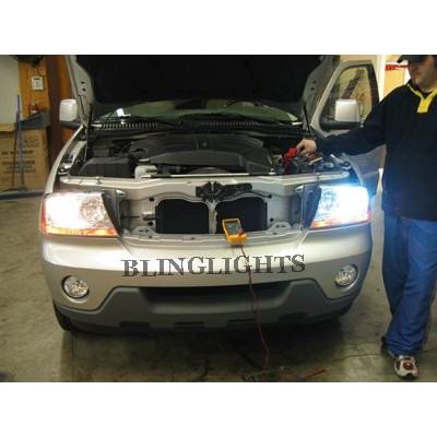 1998 1999 2000 Mercedes-Benz C230 HID Conversion Kit Head Lights Lamps C 230