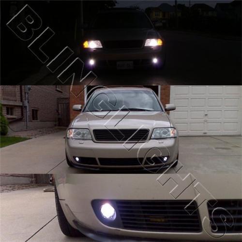 2001 2002 Audi A3 Xenon Fog Lights Bumper Driving Lamps Fog Lights Kit