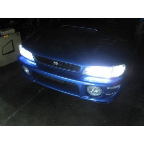 1993-2001 Subaru Impreza Bright Head Lights Light Bulbs Upgrade Replacement