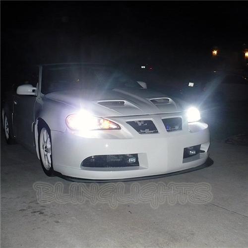 1999-2005 Pontiac Grand Am Bright Light Bulbs for Head Lights