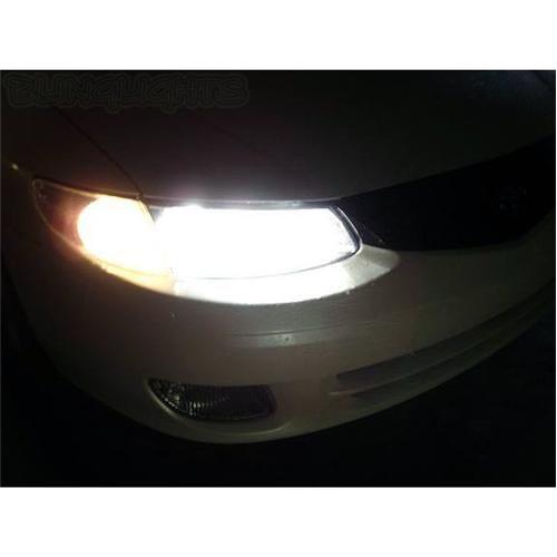 1999-2008 Toyota Solara Bright White Upgrade Light Bulbs for Head Lights