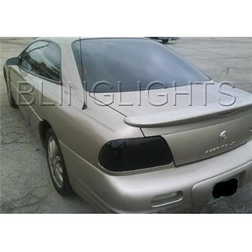 1995 1996 1997 1998 1999 2000 Chrysler Sebring Coupe Tinted Smoked Tail Lights