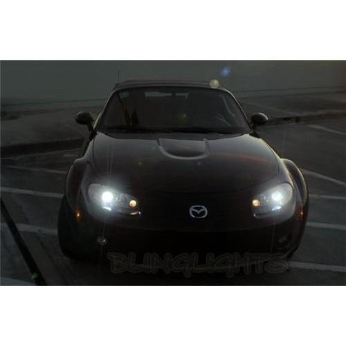 Mazda Miata MX-5 MX5 Replacement HID Bulbs for OEM Xenon Head Lights