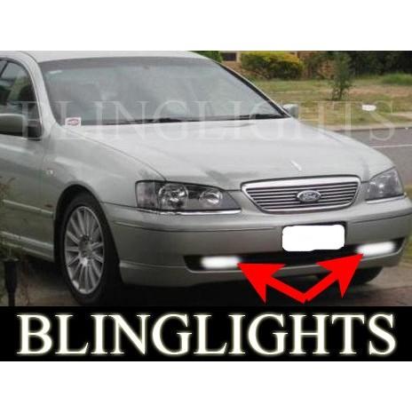 2003-2005 FORD FAIRLANE G220 FOG LIGHTS DRIVING LAMPS LIGHT LAMP KIT 2004 03 04