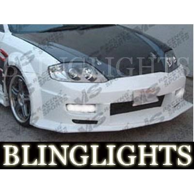 2003-2006 HYUNDAI TIBURON VIS RACING BODY KIT FOG LIGHTS DRIVING LAMPS LIGHT LA