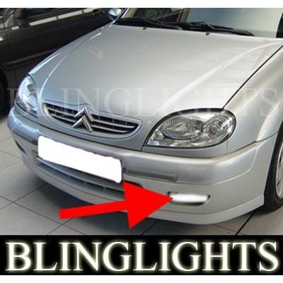 1996-2003 CITROEN SAXO FOG LIGHTS DRIVING LAMPS LIGHT LAMP KIT vtr vts chanson