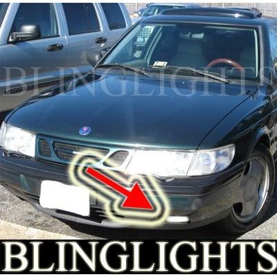 1994-1998 SAAB 900 S SE XENON FOG LIGHTS DRIVING LAMPS LIGHT LAMP KIT driving l