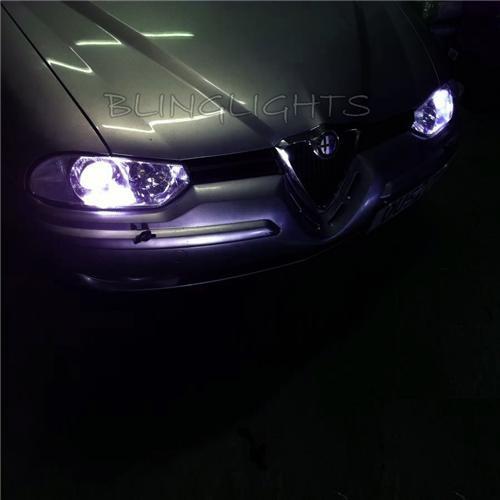 Alfa Romeo HID Replacement Light Bulbs for OEM Xenon Head Lights