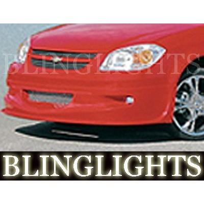 Chevrolet Chevy Cobalt Erebuni Body Kit Xenon Fog Lights Driving Fog Lights