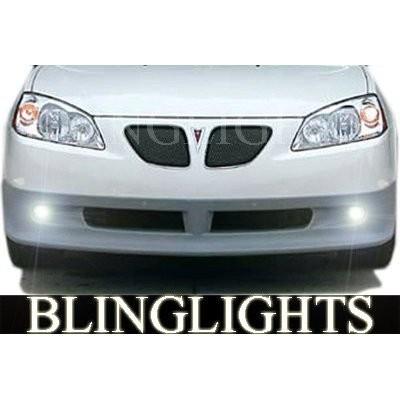 2005 2006 2007 2008 2009 Pontiac G6 Razzi Body Kit Xenon Fog Lights Driving Fog