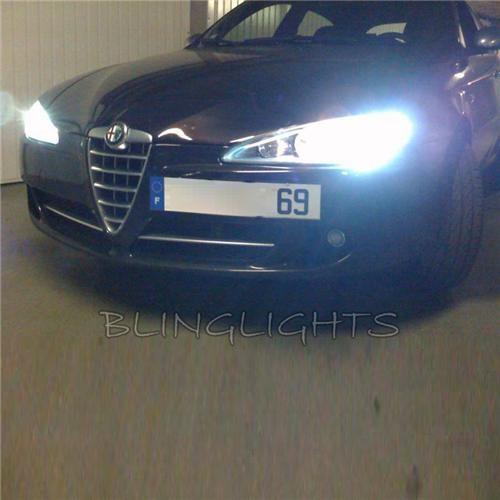 2000-2010 Alfa Romeo Xenon HID Conversion Kit for Head Lights