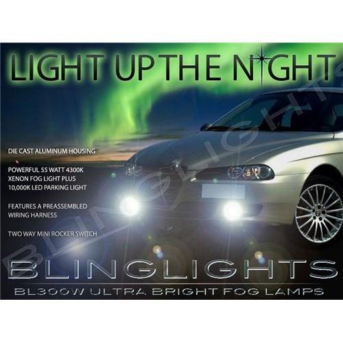 2003 2004 2005 2006 2007 Alfa Romeo 156 Xenon Fog Lights Driving Lights Fog Lig