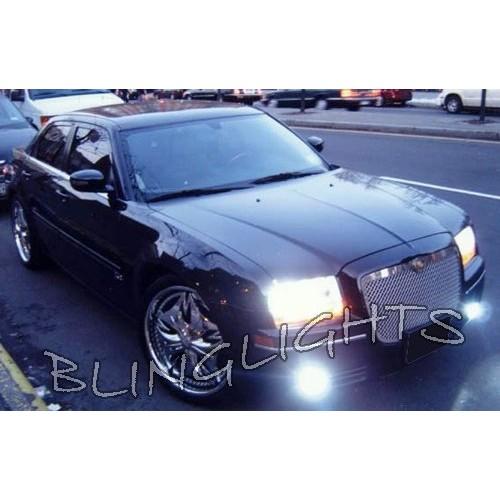 2005 2006 2007 2008 2009 2010 Chrysler 300 Halo Fog Lights Angel Eye Fog Lights