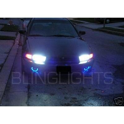 1999 2000 2001 2002 2003 Mitsubishi Galant Halo Fog Lights Angel Eye Fog Lights