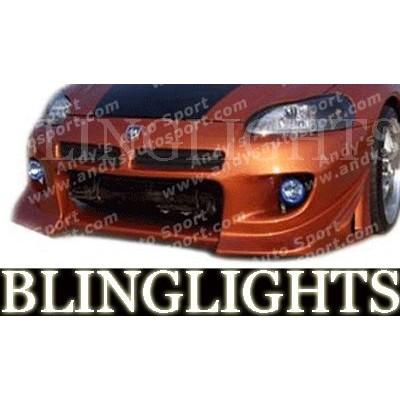 Chrysler Sebring AAS Body Kit Bumper Xenon Fog Lights Driving Lights Fog Lights