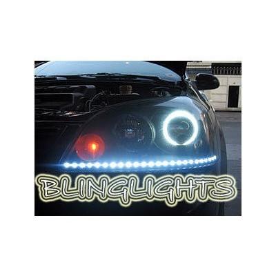 Suzuki Forenza LED DRL Light Strips Head Lights Day Time Running Strip Lights