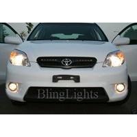 2005 2006 2007 2008 Toyota Matrix Angel Eyes Fog Lights Halos Driving Lamps Hal