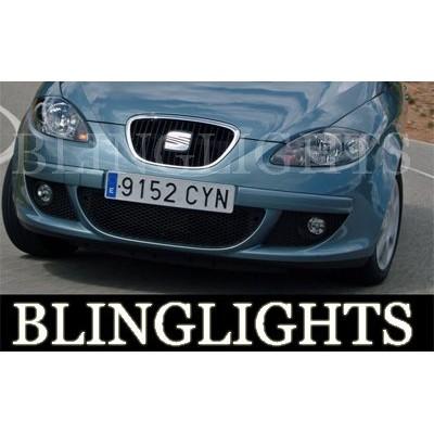 2004-2009 SEAT TOLEDO FOG LIGHTS reference stylance sport 2005 2006 2007 2008
