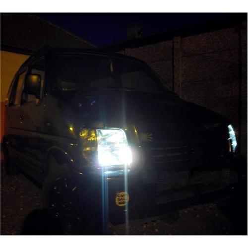 Suzuki Wagon R R+ Solio Bright White Light Bulbs for Head Lights
