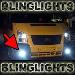 2007 2008 2009 2010 2011 2012 Ford Transit Xenon Fog Lights Driving Lights Fog