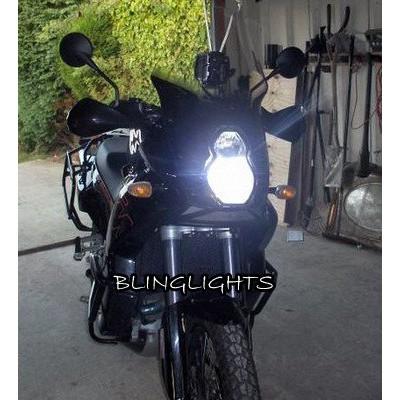 KTM Adventure 950 990 LC8 Bright White Upgrade Light Bulbs for Headlamp HeadLig