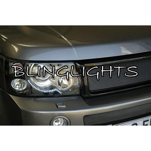 Range Rover Sport LED Strips Day Time Running Lamps Head Lights DRL Strip Light