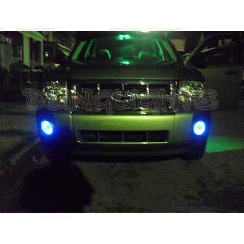 2008 2009 2010 2011 2012 Ford Escape Halo Fog Lights Angel Eye Driving Lights F
