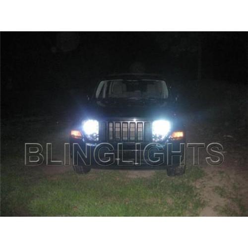 2008 2009 2010 2011 2012 2013 Jeep Liberty KK 55watt Xenon HID Head Lights Conv
