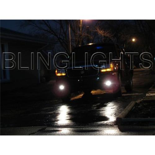 1999 2000 Cadillac Escalade Xenon Fog Lights Fog Lights Driving Lights Kit