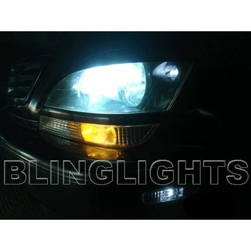1998 1999 2000 2001 2002 2003 Lexus RX 300 RX300 HID Light Bulbs for OEM Xenon