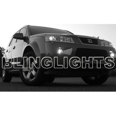 2006 2007 Saturn Vue Xenon Projector Fog Lights Driving Lights Kit