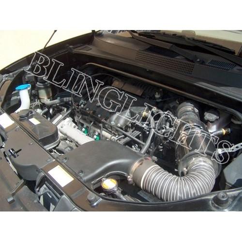 Hyundai Santa Fe 2.7L 2.7 L Delta V6 Cold Air Performance Engine Motor Intake C
