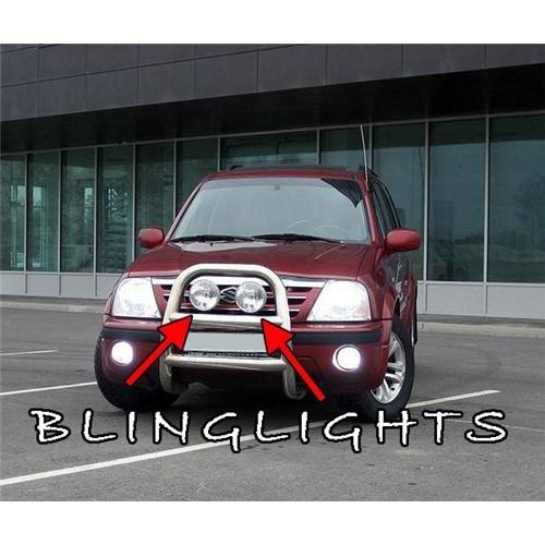 Suzuki XL-7 XL7 Offroad Light Bar Auxilliary Driving Lamps Off Road Aux Grill L