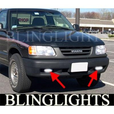 1996 1997 1998 1999 2000 Isuzu Hombre Xenon Fog Lights Driving Lights Fog Light