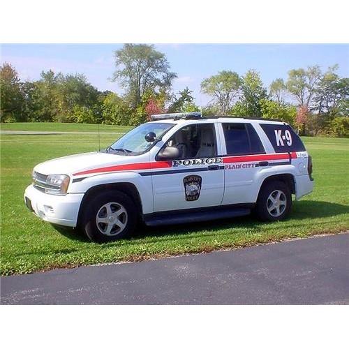 Chevrolet Chevy TrailBlazer Strobe Police Lights Kit for Head Lights Strobes