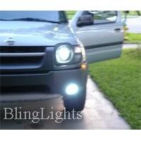 2002 2003 2004 Nissan Xterra Xenon Fog Lights Driving Lights Fog Lights Driving